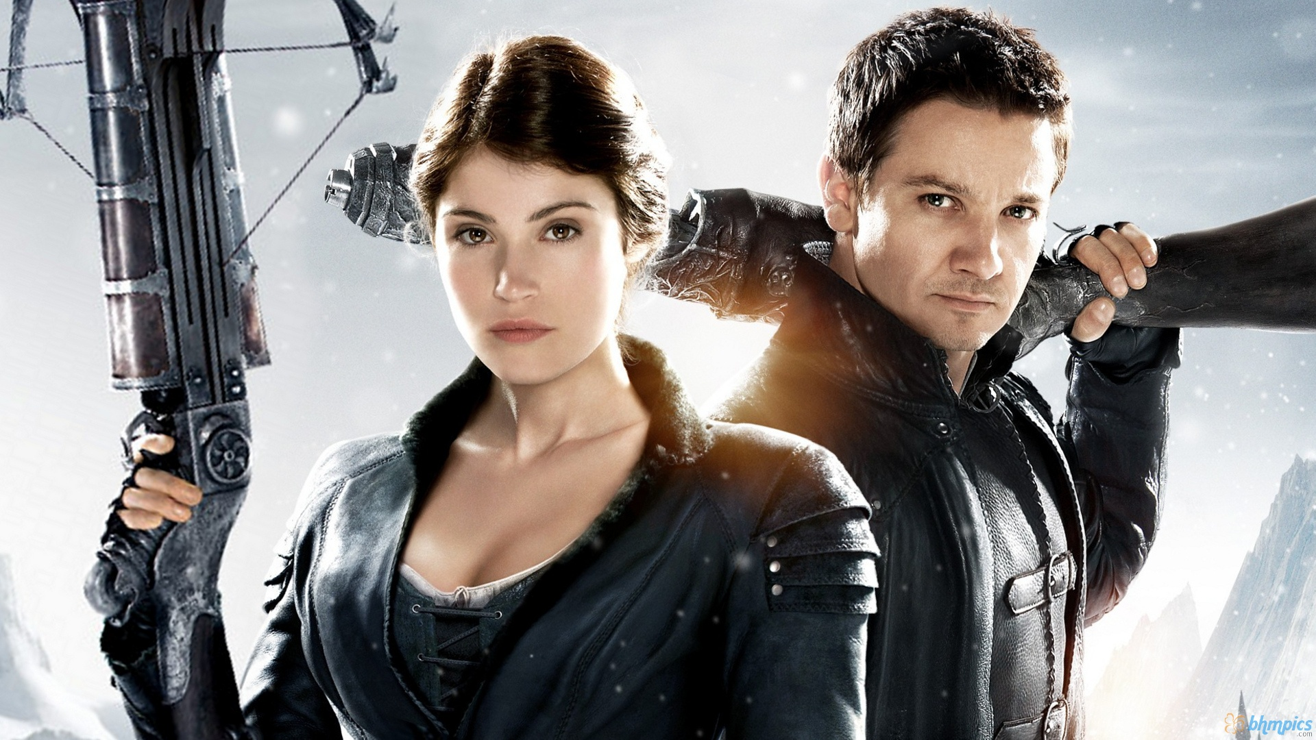 1923 Hansel Gretel Witch Hunters 2013 The Mad Movie Man