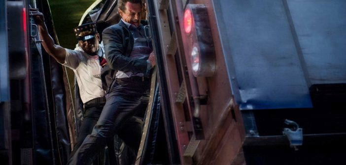 2018. The Commuter (2018)