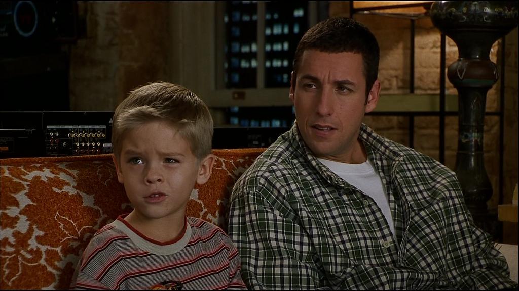 iconic movies, Big Daddy (1999).