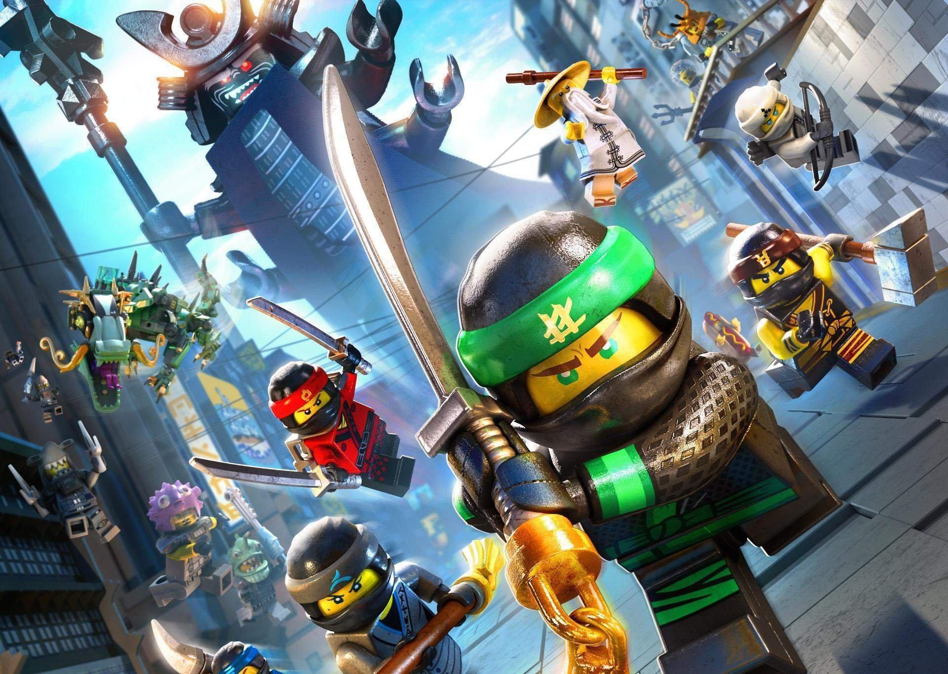The Lego Ninjago Movie Review | The Mad Movie Man