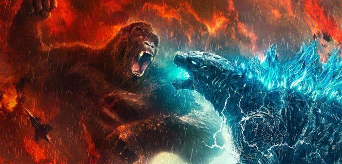 3349. Godzilla vs. Kong (2021)